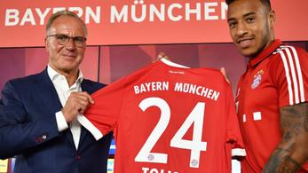 Götzézett egy kicsit az új Bayern-játékos