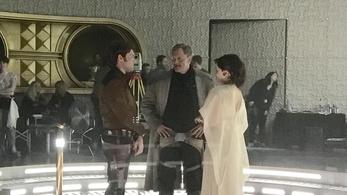 Woody Harrelson elégedett a Han Solo-film új rendezőjével