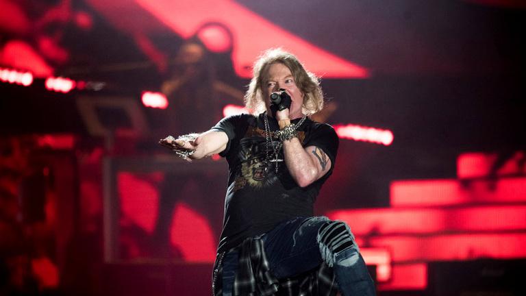 A Guns N' Rosesnak újra sikerült a lehetetlen