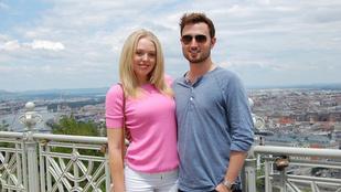 Budapesten romantikázik párjával Donald Trump lánya