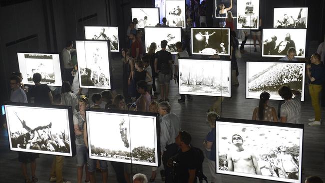 A Sziget fesztivál fotókiállítással ünnepli 25. születésnapját