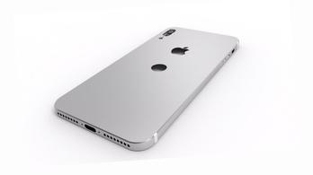 Pánikhangulat van az iPhone 8 tervezőinél