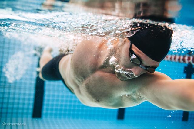 úszás hatásai