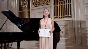 Ifjú magyar fuvolista sikere Salzburgban
