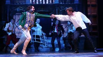 Egy kicsi mozgás Shakespeare-nek sem árt