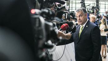 Orbán Viktor valamit bejelent fél kettőkor
