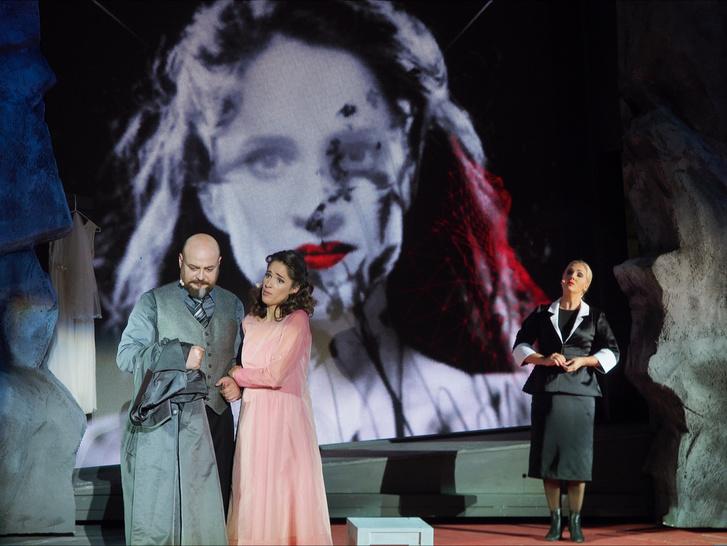 Vladislav Sulimsky és Elena Sancho Pereg