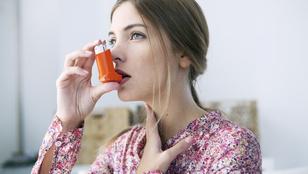 Könnyebb lesz azonosítani azokat az asztmásokat, akikre nem hatnak a kortikoszteroidok