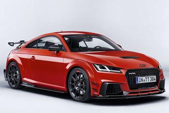 Gyári tuningot kapnak az Audi kupéi