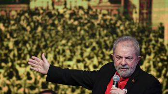 Kilenc és fél év letöltendő börtönt kapott korrupció miatt a korábbi brazil elnök
