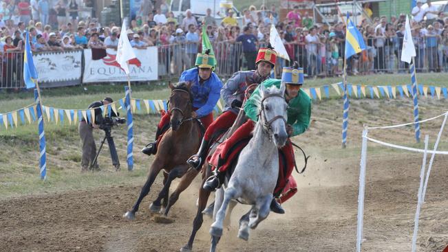 Jön a következő Vágta: ezúttal Székelyföldön csapnak össze a lovasok