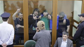 Húsz évet kapott Nyemcov gyilkosa