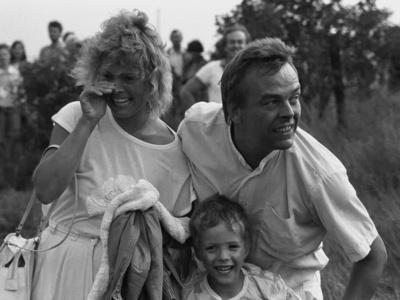 Vida András Pár lépés ahatár 1989
