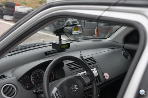 Már majdnem teljes a műszerarzenál a Suzukiban