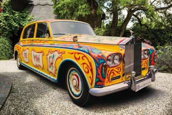 A legcsicsásabb, legőrültebb Rolls-Royce