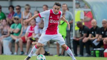Agykárosodást szenvedett az Ajax-futballista