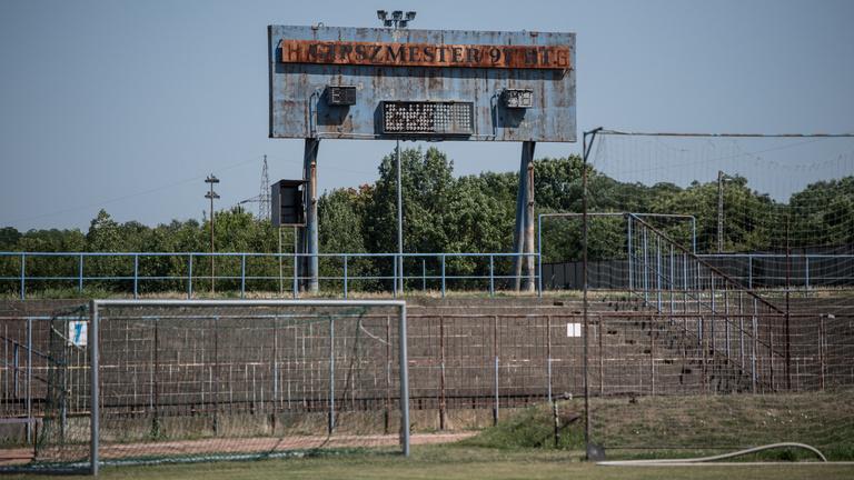 Rozsdás időutazás a magyar stadiontörténelemben