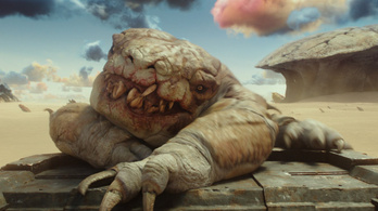 Jabba hasonmása Luc Besson sci-fijében