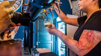 Még a végén forradalom jön a kézműves sörözésben
