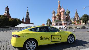 Oroszországban is megadta magát az Uber