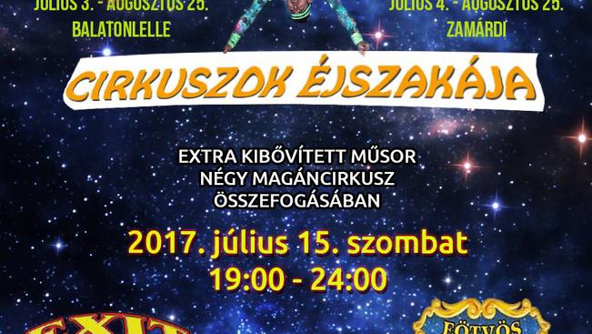 Szombaton újra láthat elefántokat a Balatonban