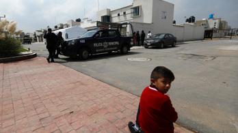 Tizenegy embert öltek meg egy mexikói gyerekbulin
