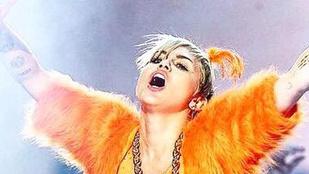 Miley Cyrus beszélt a régi, erősen szexuális megnyilvánulásairól
