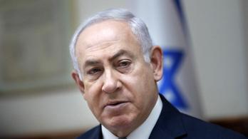 Hármat alszik Budapesten Netanjahu