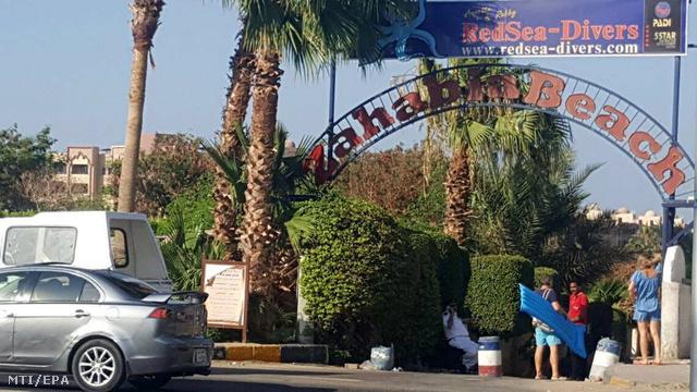 Az egyik szálloda, ahol a késelő áldozatokat szedett