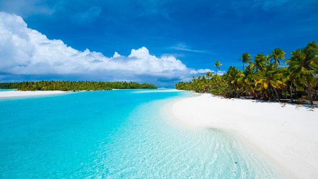 A világ legnagyobb tengeri rezervátuma jön létre a Cook-szigeteken