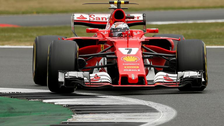 Utolsó körös Ferrari-dráma Silverstone-ban