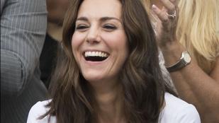 A Katalin-vonaton nincsen fék: már saját neve van a hercegné új hajának