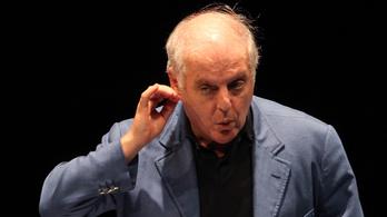 Barenboim nem bírta ki, és politikai platformmá tette a Promenád-koncerteket