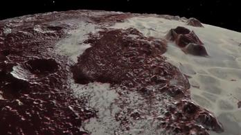 Így néz ki a Plútó