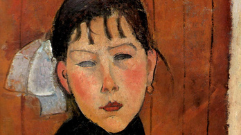 Már a kiállítás plakátján is hamis volt a Modigliani