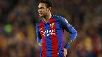 A PSG ledobná a 222 milliós Neymar-bombát