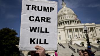 Republikánus szenátorok: Kudarcot vallott az Obamacare visszavonása