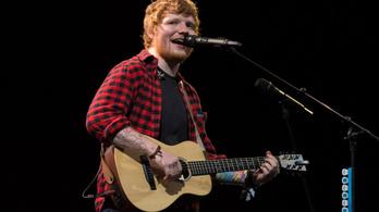 Ed Sheeran törölte magát a Twitterről