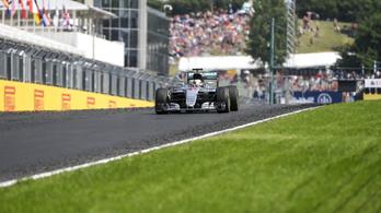 2018-ban is jön tesztelni a Hungaroringre az F1