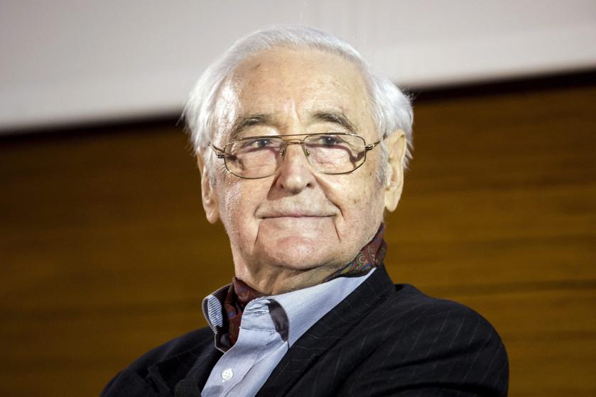 Ő Czeizel Endre legidősebb fia - Gábor elismert rendező lett