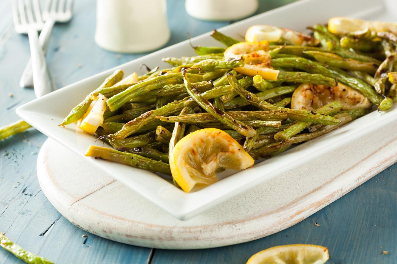 Karcsúsító roppanósra sült zöldbab - Segít eltüntetni a felesleges kilókat