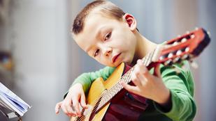 A zenétől jó ember leszel!