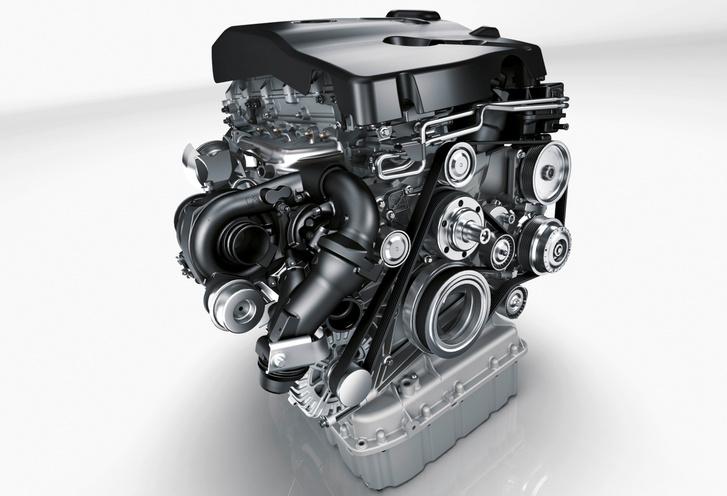 A Mercedes OM 651-es kódnevű motorja az egyik érintett (a képen). A másik az OM 642-es
