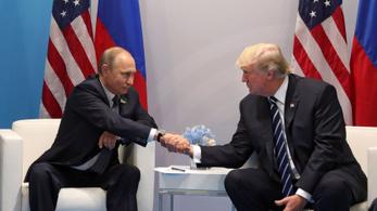 Volt egy titkos Trump-Putyin találkozó is Hamburgban