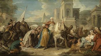 Festmények áztak el a Louvre-ban