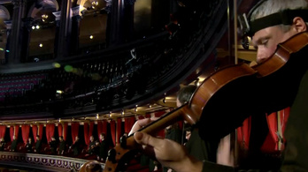 Hangszerré változott a Royal Albert Hall