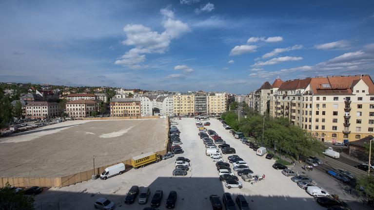 Millenáris park: 6 mrd betonra, 2,5 mrd zöldre