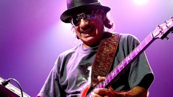 70 éves a latin rock megteremtője, Carlos Santana