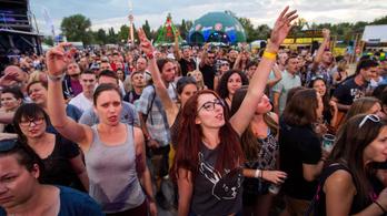 Több mint 110 ezren buliztak az EFOTT-on