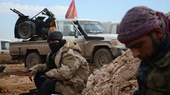 Nem támogatja tovább a CIA a szíriai lázadókat